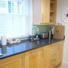 Chiltern Street Serviced Premium 1 Bedroom Apartment - Kitchen