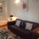 Chiltern Street Serviced Premium 1 Bedroom Apartment - Lounge