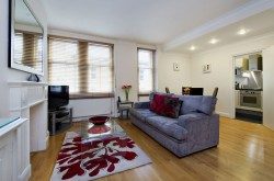 Marylebone Serviced 4 Bedroom Apartment - Near Regents Park