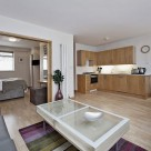 St Christophers place serviced 1 bedroom - Soothing colours