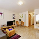 St Christophers place serviced studio - near vibrant Oxford Street