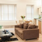Artillery Lane Serviced Apartments - Plush lounge