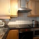 Basil street Apartments kitchen