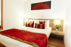 Bermondsey Serviced Open Plan 1 Bedroom - Bedroom
