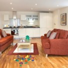 Canary South Serviced 2 bedroom Family Apartment