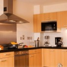 Canary South Serviced 1 Bedroom - Fully equipped Kitchen