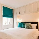 Chiltern Street Serviced Executive 1 Bedroom Apartment - Comfortable Bed