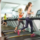 Dolphin House Serviced Apartments - Inhouse gym