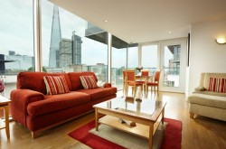 Empire Square Serviced Apartments in the heart of London Bridge