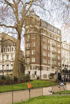 Fountain house london