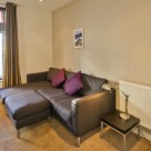 Fulham Road Serviced 1 Bedroom Apartments - Lounge