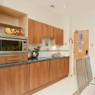 Grand Plaza Serviced Apartment kitchen