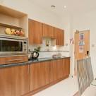 Grand Plaza Serviced Apartment kitchen