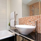 Grand Plaza Serviced Apartments - Bathroom