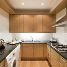Metropolitan Apartments Serviced 2 Bedroom - luxury kitchen
