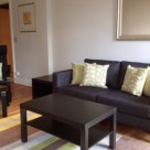 Pepys Street Serviced Apartment - Spacious and airy lounge