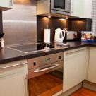 Pepys Street Serviced Apartment - Kitchen