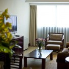 Sanctum Serviced Deluxe 1 Bedroom Apartments - Lounge
