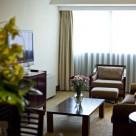 Sanctum Serviced Deluxe 1 Bedroom Apartments - Lounge