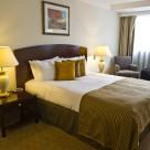 Sanctum Serviced Deluxe 1 Bedroom Apartments - Soothing Bedroom