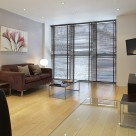 Serviced 1 Bedroom in Tower Bridge - Modern Lounge