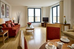 Stratford Serviced 2 Bedroom Apartments - Spacious lounge