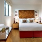 Stratford Serviced 1 Bedroom Apartments - Bed