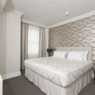 Serviced Three bedroom in Chilworth Court  - Modern and Secure