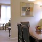 Basil Street Knightsbridge 3 Bedroom Apartment - Dining Area