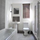 Fulham Road Serviced Apartment - Bathroom