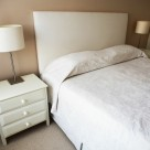 Monarch House Serviced 1 Bedroom - Soothing Bedroom