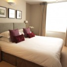 23 Greengarden Luxury Serviced Apartment - Tranquil Bedroom
