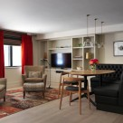 Cheval Knightsbridge Deluxe 2 Bedroom - Lounge