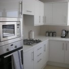 Monarch House Serviced 1 Bedroom - Stylish kitchen