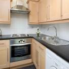 Albert Street Serviced 1 Bedroom Apartment - Kitchen
