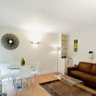 Albert Street Serviced 1 Bedroom Apartment - Lounge