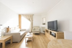 Cheshams Court Serviced 1 Bedroom - Lounge