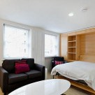 James Street Serviced Studio Apartment