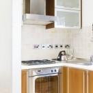 Cheshams Knightsbridge Serviced 3 Bedroom - Kitchen