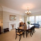 Mansions Kensington 4 bedroom - Dining room