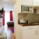 Serviced Camden studio in London - Fully furnished