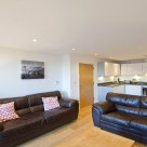 Webber Street Serviced Apartment - Lounge