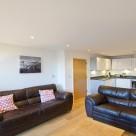 Webber Street Serviced Apartment - Lounge