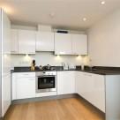 Webber Street 2 bedroom - kitchen