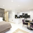 Claverley Court Studio Apartment
