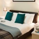 Hammersmith Serviced 1 Bedroom - modern bedroom