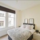 St Martins Court Covent Garden 1 Bedroom Serviced Apartments - Bedroom