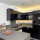 Dickens Yard Ealing Serviced 2 Bedroom - Open plan kitchen