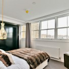 Sussex Gardens Serviced 2 Bedroom - Bedroom