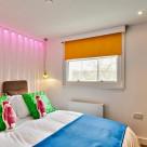 Sussex Gardens Serviced 1 bedroom near Hyde Park -  Bedroom
